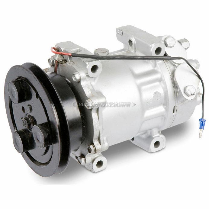 Hyundai Scoupe A/C Compressor