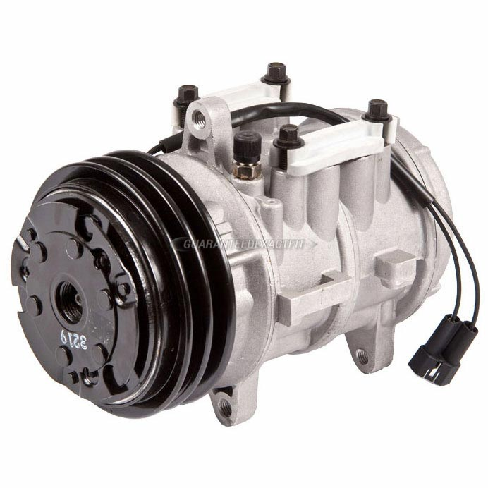 Dodge Dart A/C Compressor