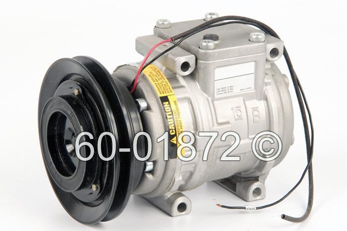 Mitsubishi Montero A/C Compressor