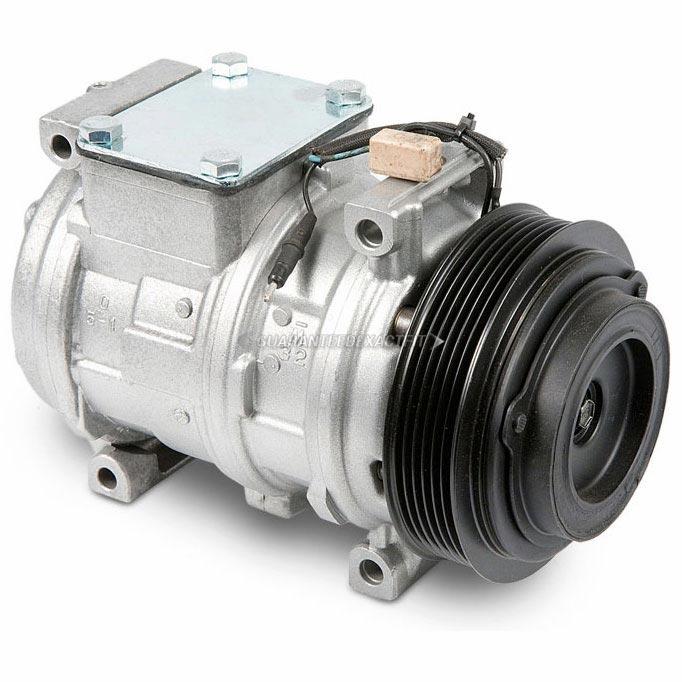 BMW 750iL                          A/C CompressorA/C Compressor