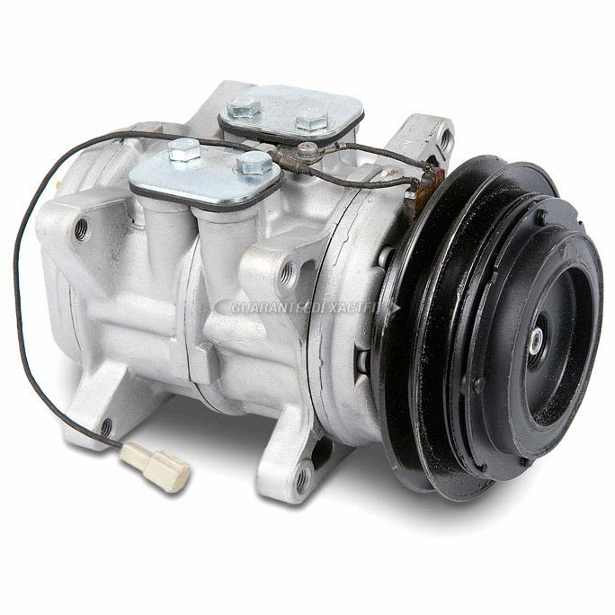 Chrysler Conquest                       A/C CompressorA/C Compressor