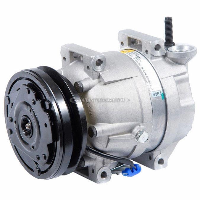 Daewoo Lanos A/C Compressor