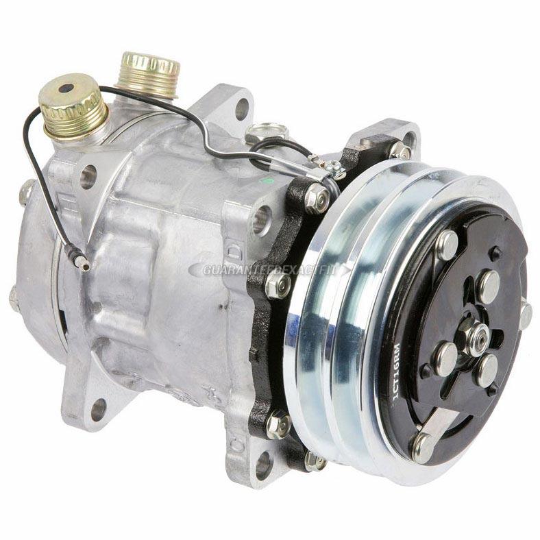 Alfa_Romeo Milano                         A/C CompressorA/C Compressor