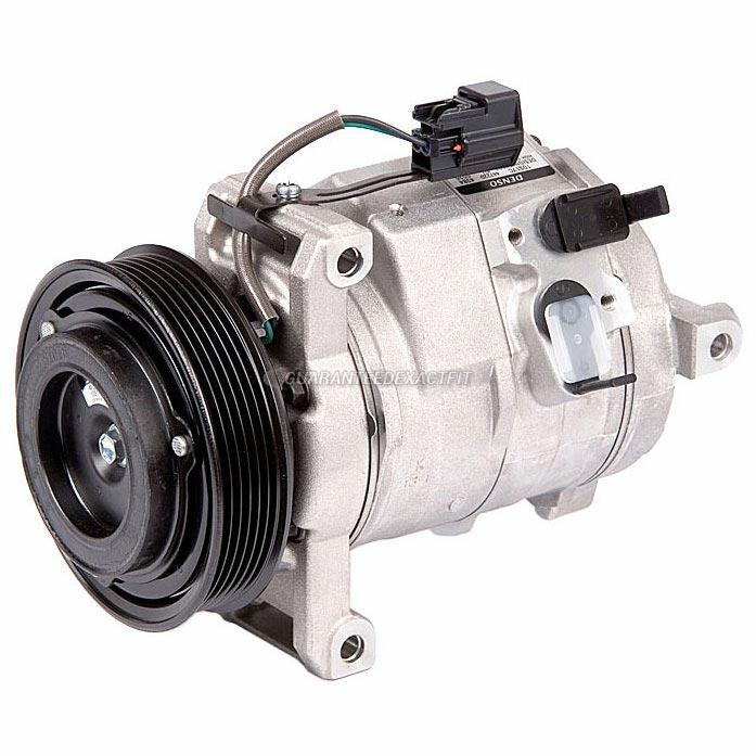 Cadillac CTS                            A/C CompressorA/C Compressor