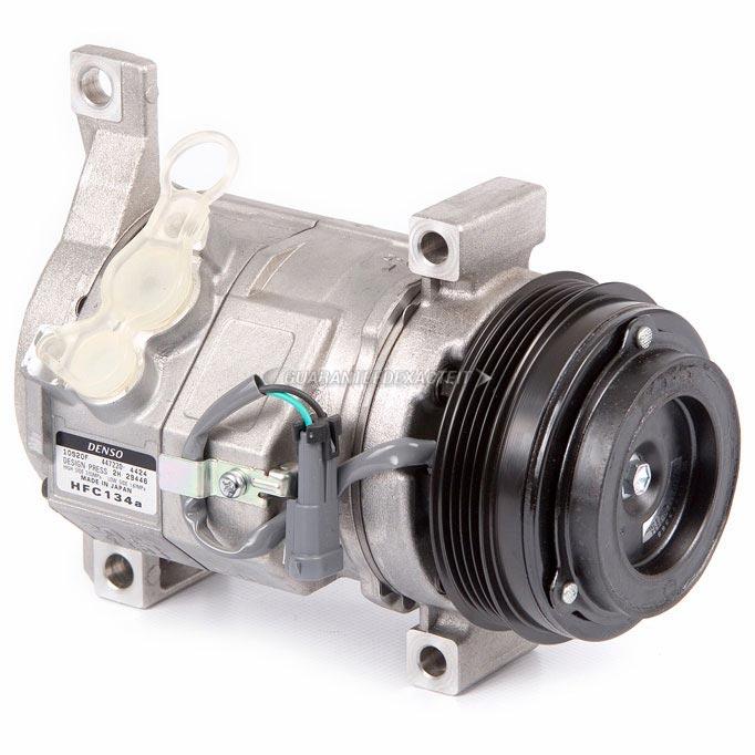 GMC Suburban                       A/C CompressorA/C Compressor