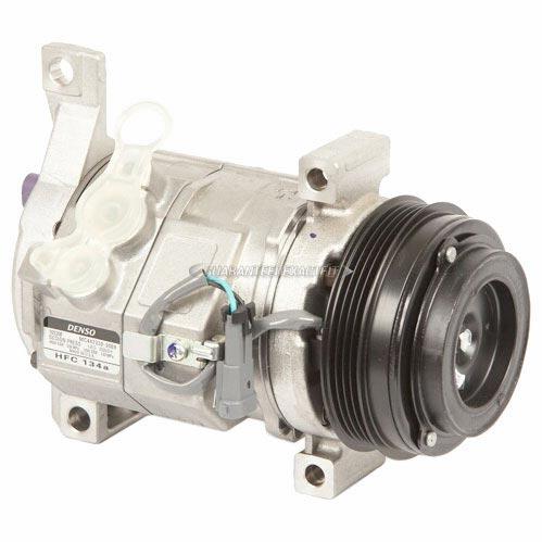 Hummer H2                             A/C CompressorA/C Compressor