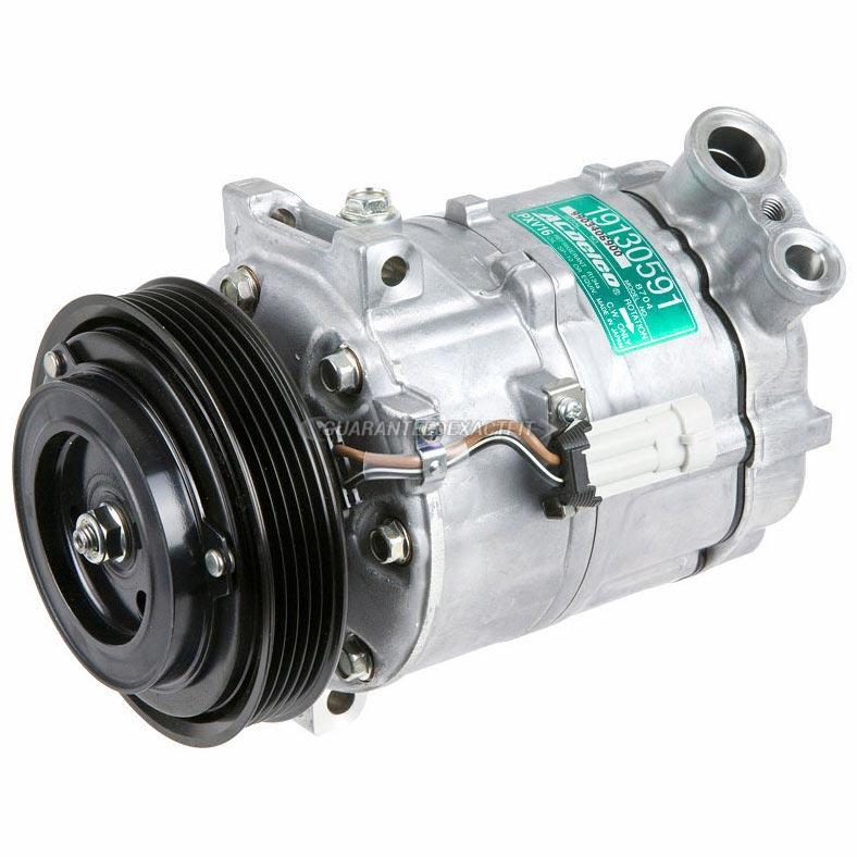 Saturn Sky                            A/C CompressorA/C Compressor