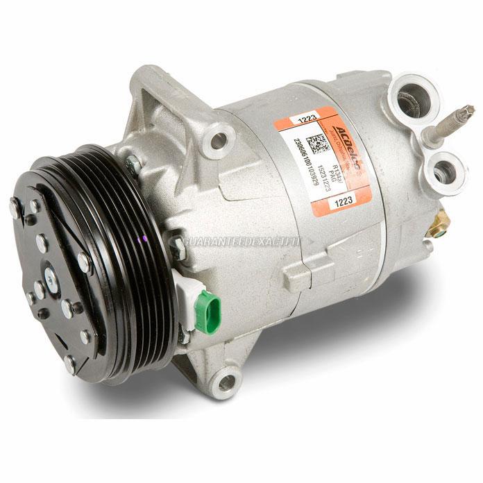 Chevrolet Malibu                         A/C CompressorA/C Compressor