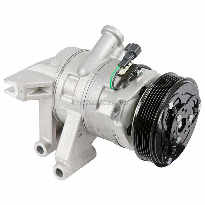 Pontiac Torrent                        A/C CompressorA/C Compressor