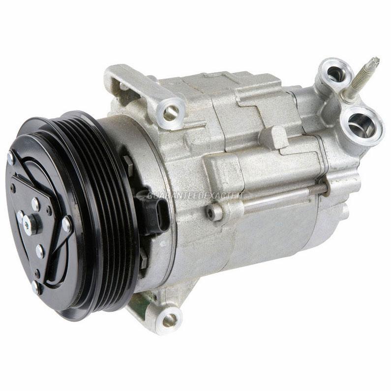 GMC Terrain A/C Compressor