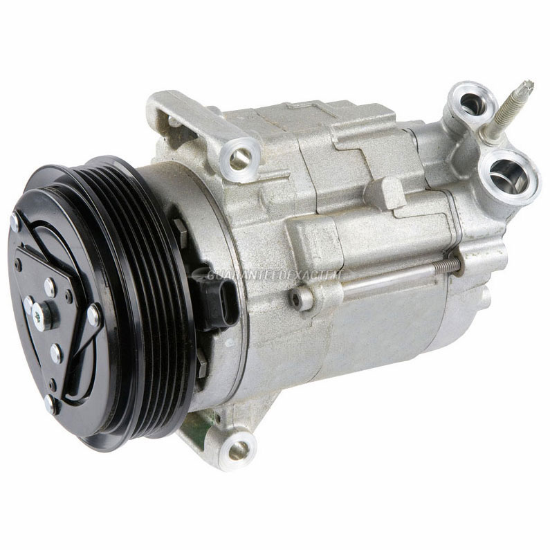 GMC Terrain                        A/C CompressorA/C Compressor