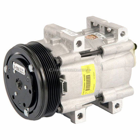 Ford E Series Van A/C Compressor