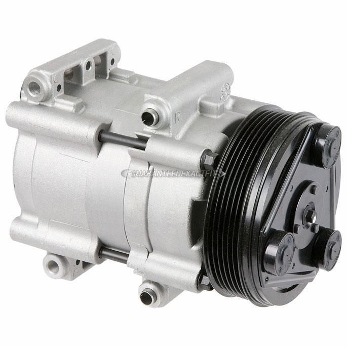 Mercury Cougar                         A/C CompressorA/C Compressor