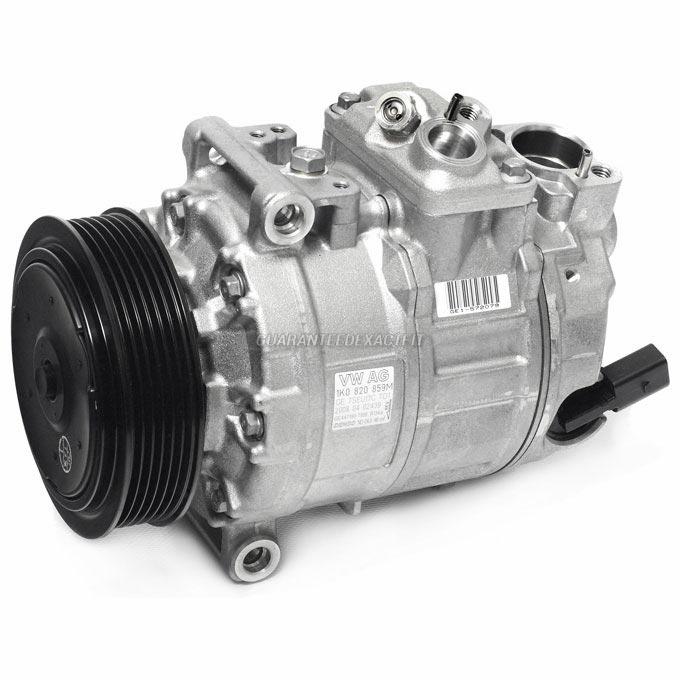 Volkswagen GTI A/C Compressor