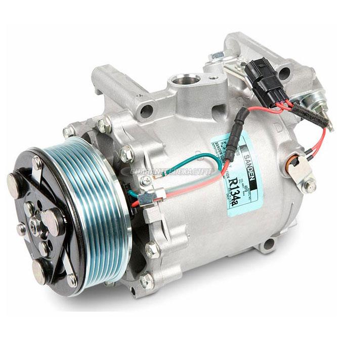 Acura CSX                            A/C CompressorA/C Compressor
