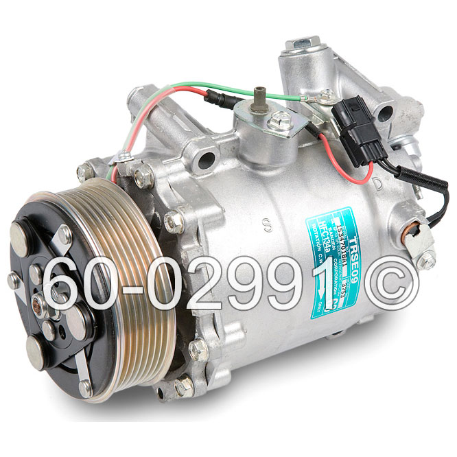 Acura RDX AC Compressor All Models