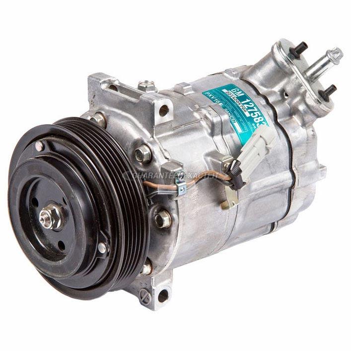 Saab 9-3                            A/C CompressorA/C Compressor