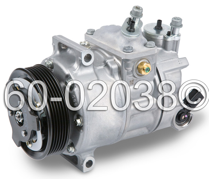 Volkswagen CC A/C Compressor