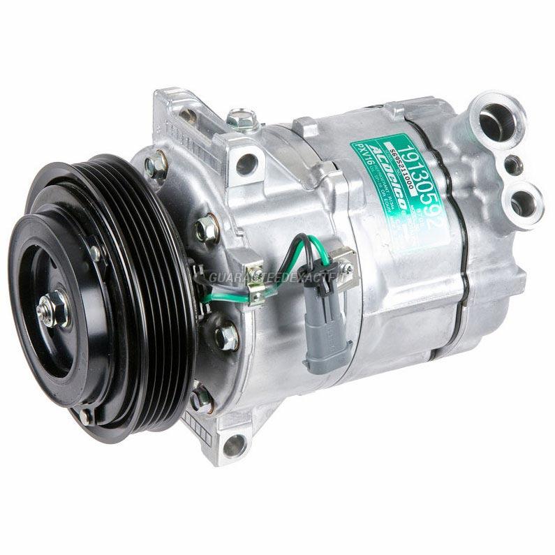 Chevrolet HHR A/C Compressor