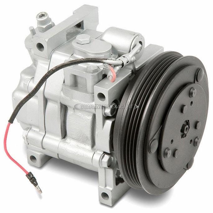 Honda CRX                            A/C CompressorA/C Compressor
