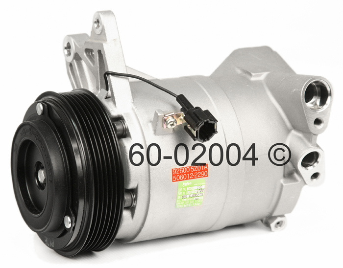 Nissan Quest A/C Compressor
