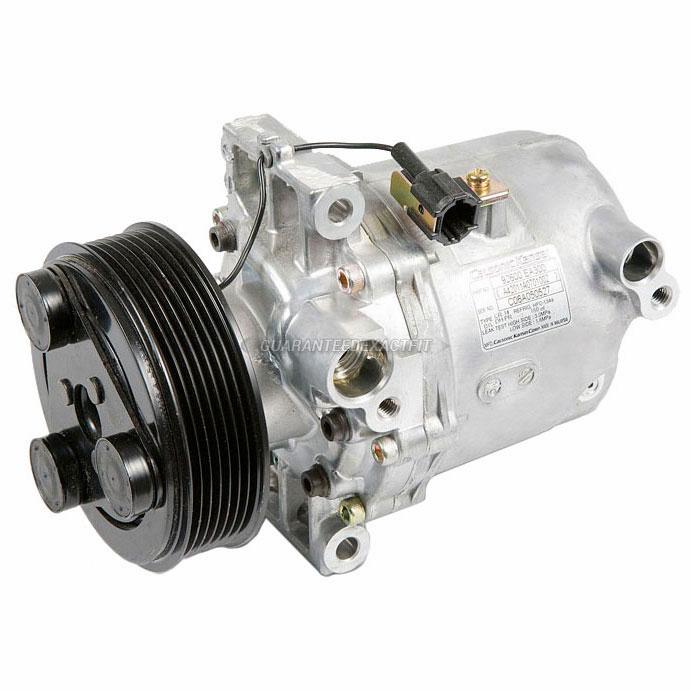 Nissan Frontier A/C Compressor