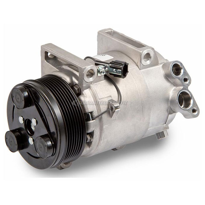 Infiniti QX56                           A/C CompressorA/C Compressor