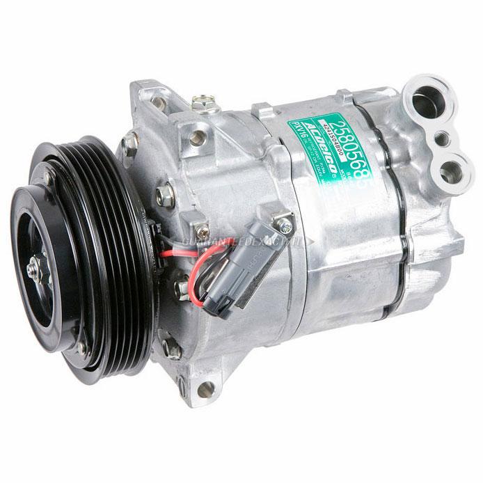 Pontiac G5                             A/C CompressorA/C Compressor