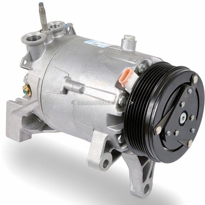 Saturn Aura                           A/C CompressorA/C Compressor