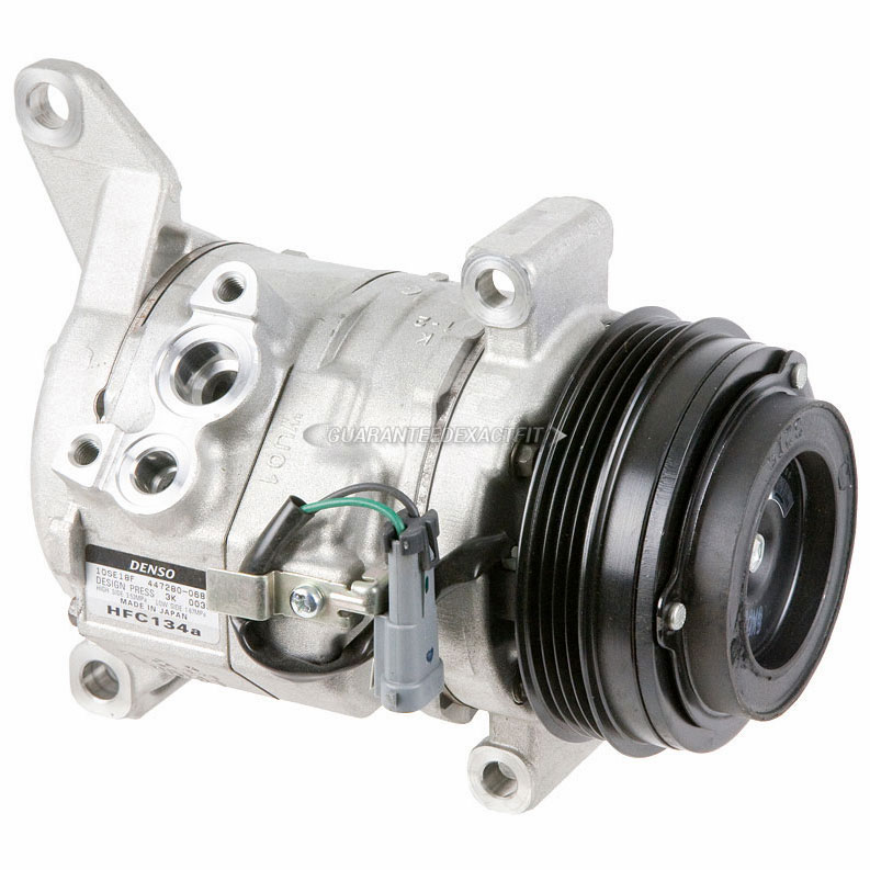 Chevrolet Avalanche A/C Compressor