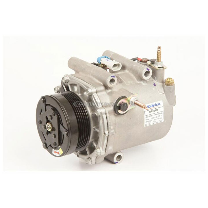 Pontiac Montana                        A/C CompressorA/C Compressor