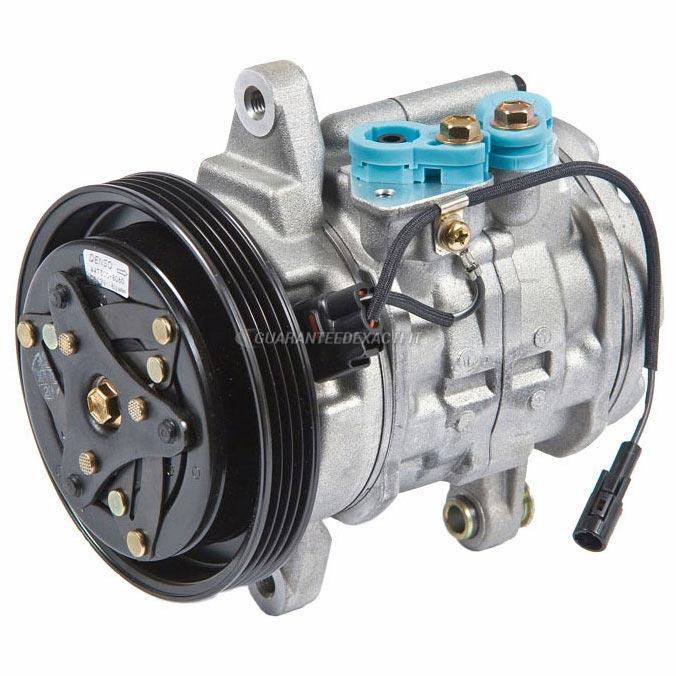 Chevrolet Tracker                        A/C CompressorA/C Compressor