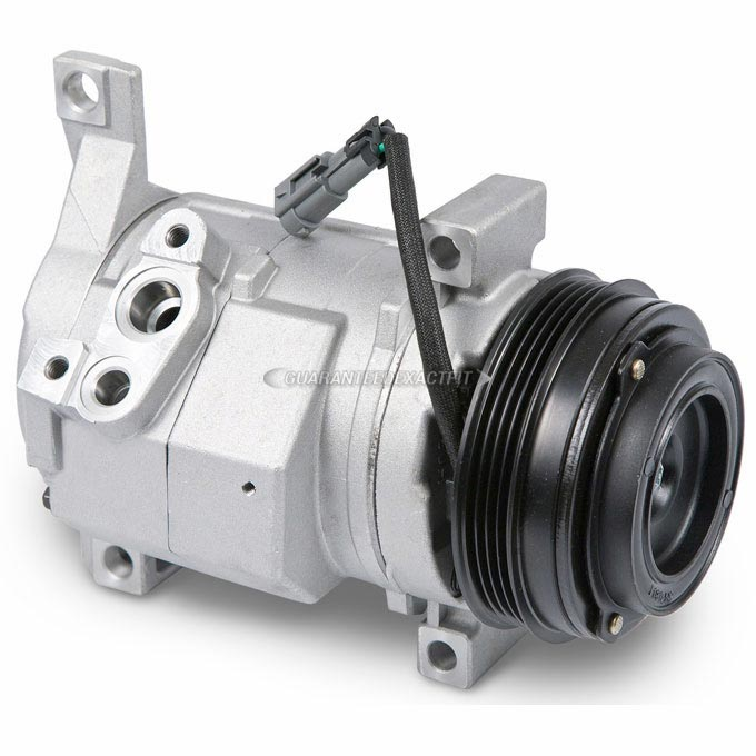 Chevrolet Suburban A/C Compressor