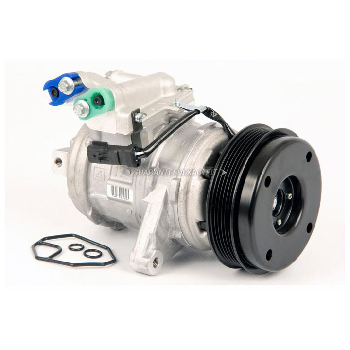 Jeep Rubicon A/C Compressor