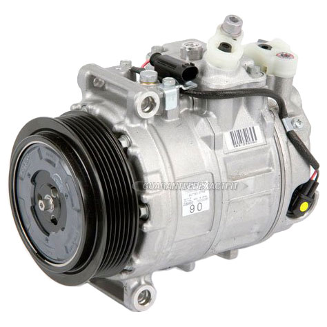Mercedes_Benz ML350                          A/C Compressor
