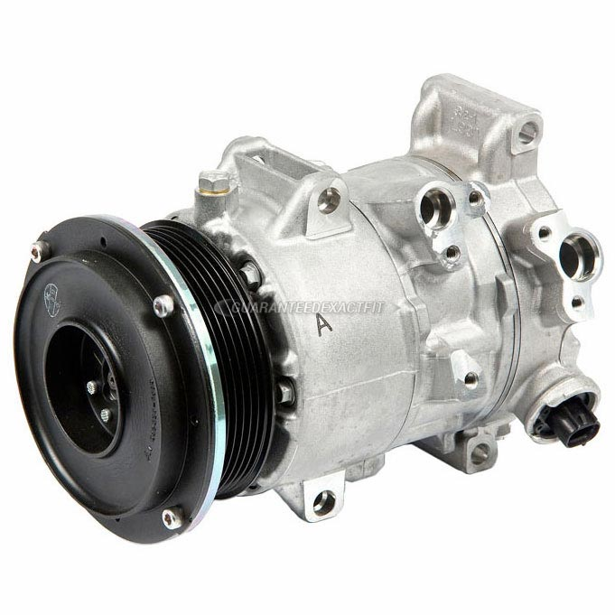 Toyota RAV4                           A/C CompressorA/C Compressor