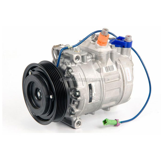 Audi S4                             A/C CompressorA/C Compressor