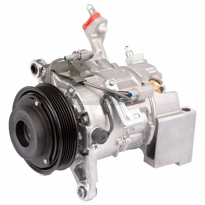 Lexus IS300                          A/C Compressor