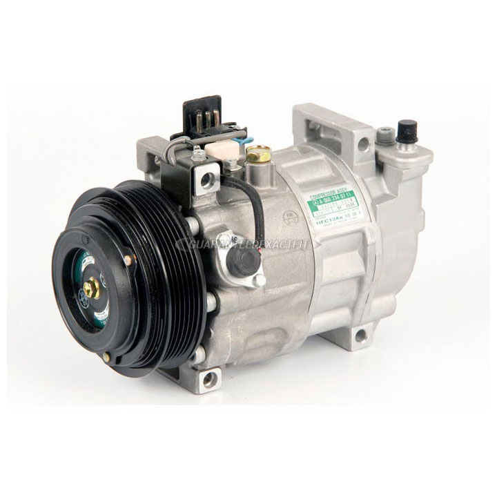 Mercedes_Benz C220                           A/C Compressor