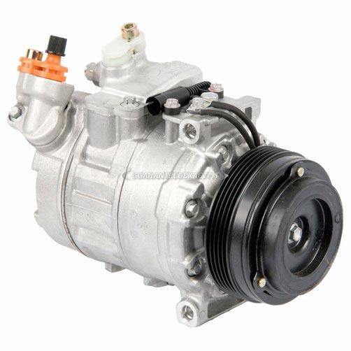 BMW 540                            A/C CompressorA/C Compressor