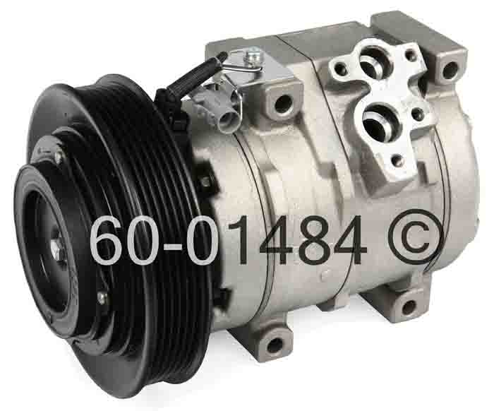 Toyota Matrix                         A/C Compressor