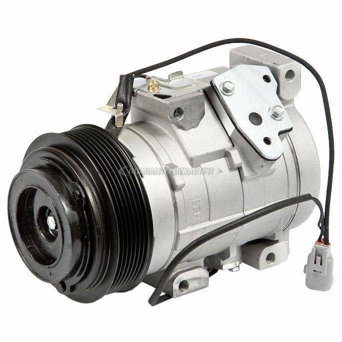 Toyota FJ Cruiser                     A/C CompressorA/C Compressor