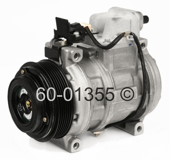 Mercedes Benz S350 A/C Compressor