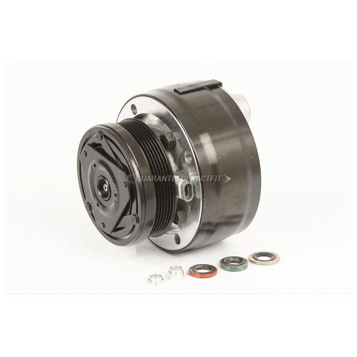 Chevrolet Camaro A/C Compressor