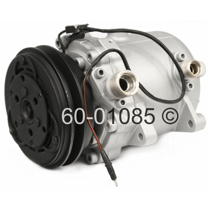 BMW 630csi A/C Compressor