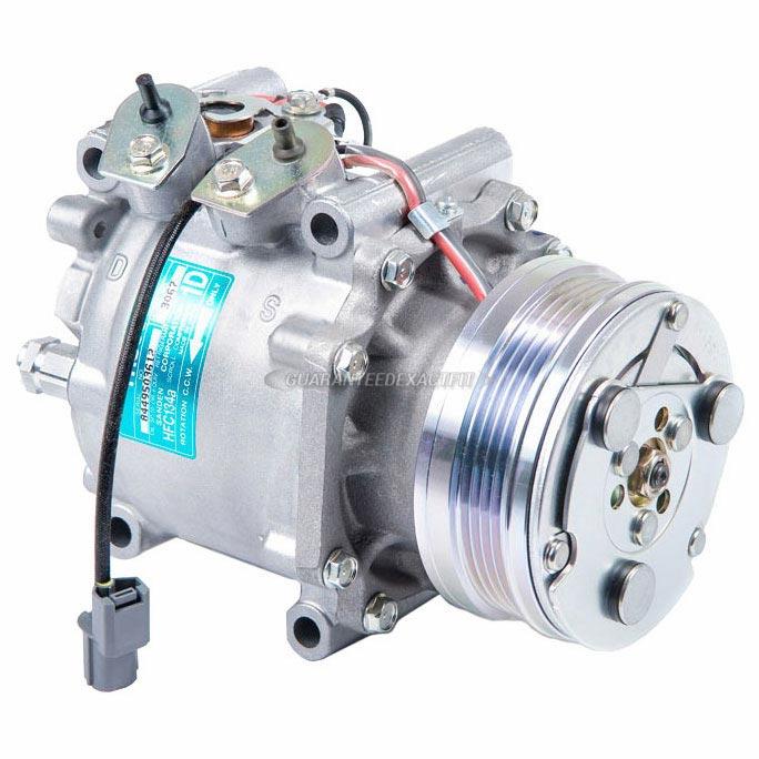 Honda Civic A/C Compressor