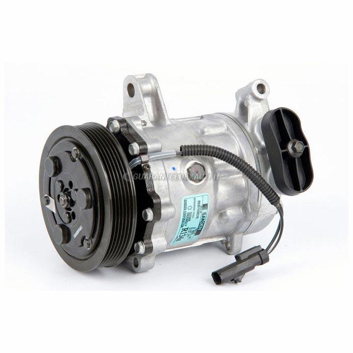 Dodge Durango                        A/C CompressorA/C Compressor