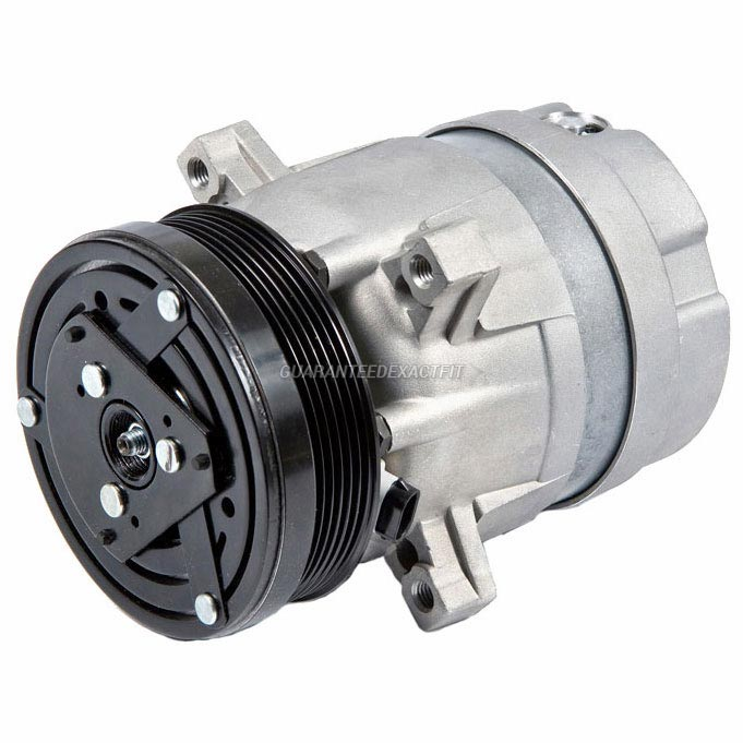 GMC Sonoma                         A/C CompressorA/C Compressor