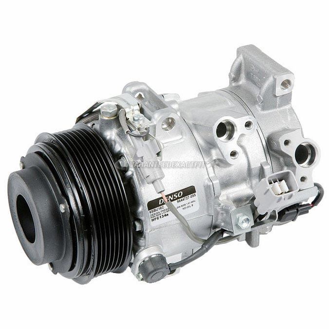 Lexus IS250                          A/C CompressorA/C Compressor