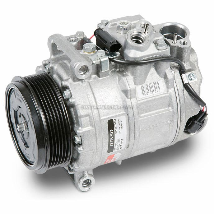 Mercedes_Benz ML350                          A/C CompressorA/C Compressor